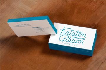 Một vài nguyên tắc thiết kế Card visit